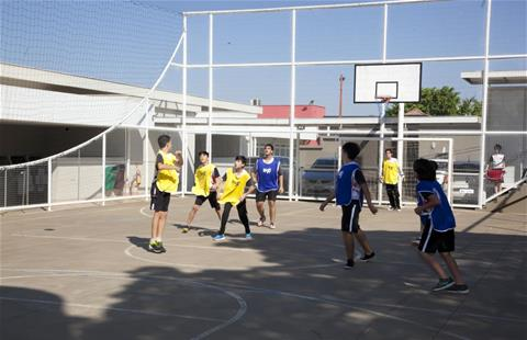 "Foto de destaque do álbum ""Torneio Interclasse Ensino Fundamental II 2017"""